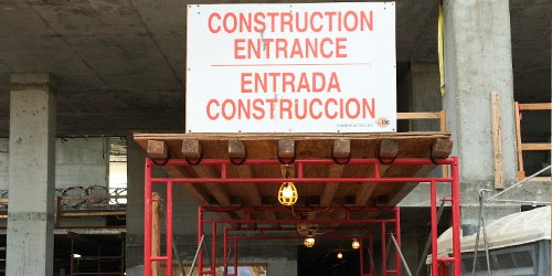 TSC Southeast Construction-Entrance-Canopies-and-Sidewalk-Sheds