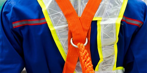 Fall-Protection-Safety Gear