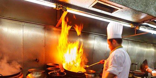 Kitchen-Hood-Fire-Suppression-System